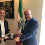Morón Orozco reiteró que en todo momento gestionará ante instancias federales, recursos y proyectos para mejorar las vialidades de la capital michoacana