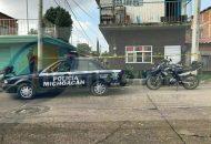 La Policía arribó al lugar pero sólo confirmaron que el hombre ya no tenía signos vitales