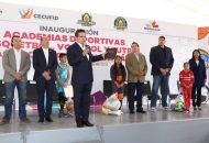 Estas acciones son determinantes para la recuperación del tejido social de Michoacán, asegura Silvano Aureoles