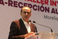 """Pascual Sigala inauguró el Curso Taller """"Introducción al Gobierno Municipal, Entrega – Recepción 2018 – 2021"""""""