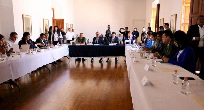 Autoridades de los tres niveles de gobierno definieron las actividades y protocolos para los festejos de septiembre