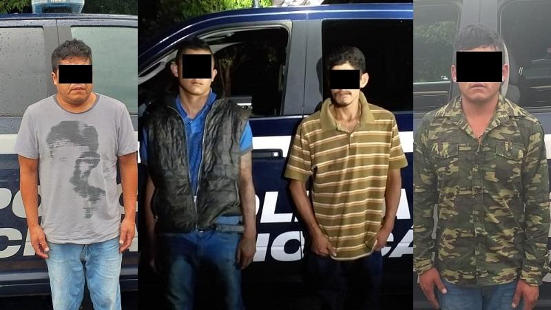 Siguen las acciones del Operativo Limpieza en Michoacán
