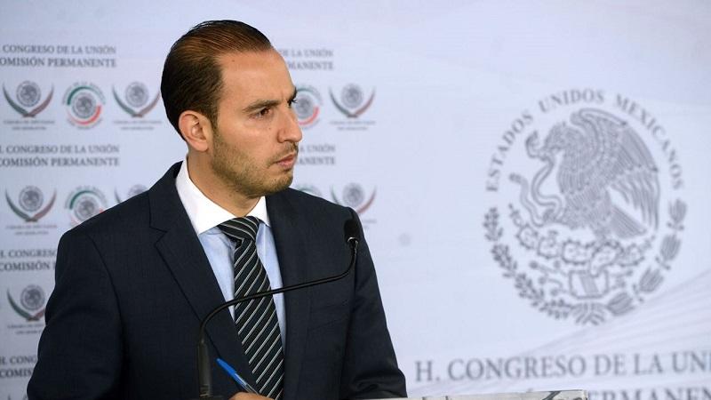 """El nuevo gobierno debe retomar las """"24 Acciones para Reactivar la Economía"""" que propusieron los diputados del PAN: Marko Cortés"""