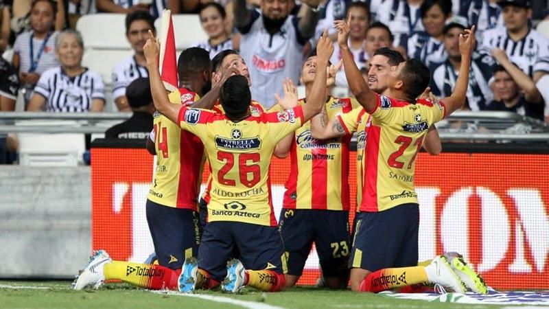 La insistencia de Morelia rindió fruto al 86', cuando en un servicio por izquierda Carlos Ferreira remató de cabeza y el Trapito rechazó a una mano, pero en el contrarremate el paraguayo la mandó a las redes para el 2-2 definitivo en el marcador