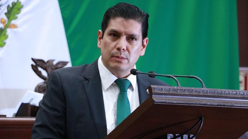 Postura del PVEM será independiente a otras fuerzas políticas en la LXXIV Legislatura: Núñez Aguilar