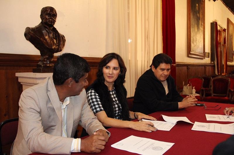 Fueron atendidas 48 comunicaciones, una propuesta de acuerdo y seis iniciativas: Chávez Flores