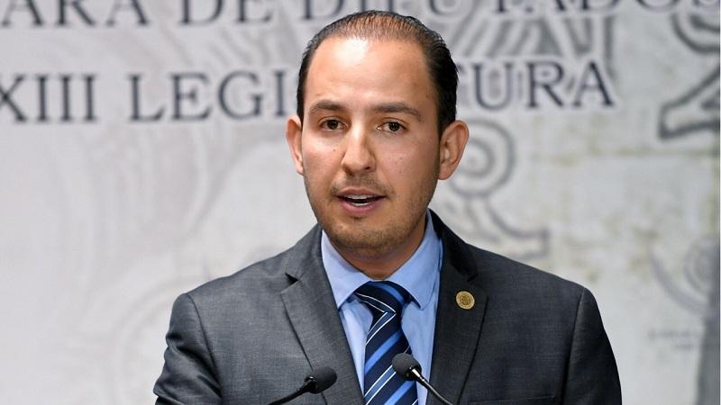 Sobre los coordinadores parlamentarios, como presidente tomaré las decisiones pertinentes que contribuyan a la unidad del partido: Cortés Mendoza