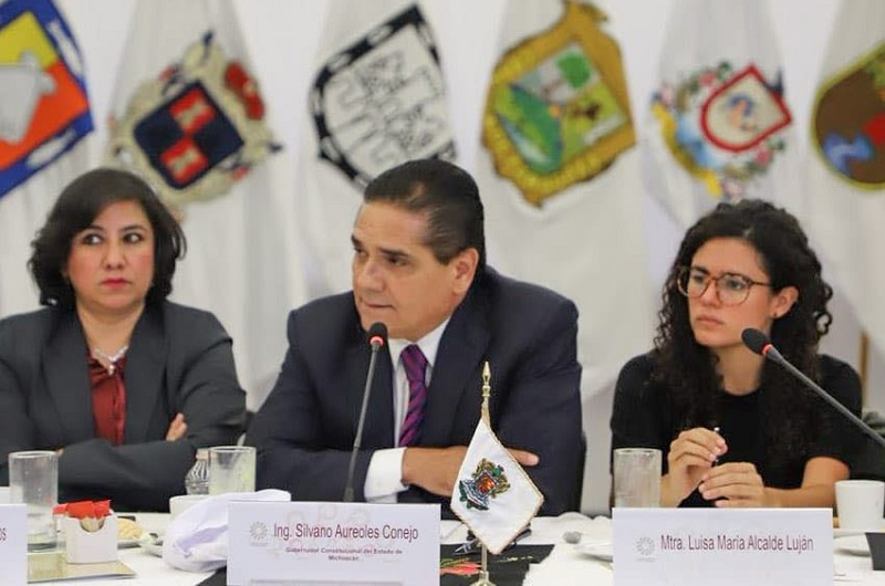 Los retos de México demandan una coordinación real y efectiva entre los tres órdenes de Gobierno, sostuvo el mandatario michoacano