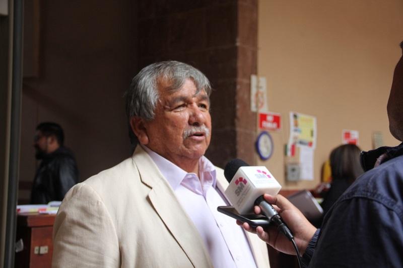 Con el plan de austeridad contamos con recursos para hacer frete a los compromisos financieros heredados: Ángel Cedillo