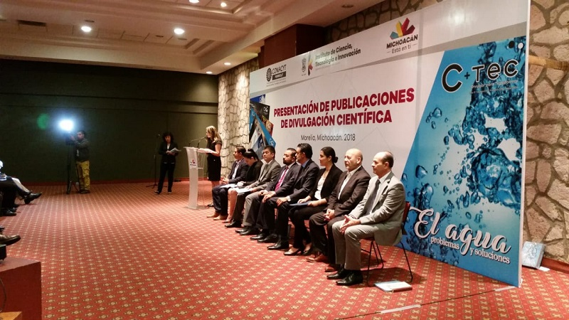 José Luis Montañez, director general del ICTI, puntualizó que la meta de C+TEC es compartir con el público en general temas relacionados con la ciencia, tecnología, innovación, así como humanidades