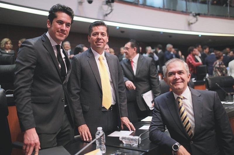 Indicó que la bancada del Sol Azteca en el Senado de la República tendrá una postura para encaminar al país por la ruta de una izquierda progresista donde se privilegien el derecho de las minorías
