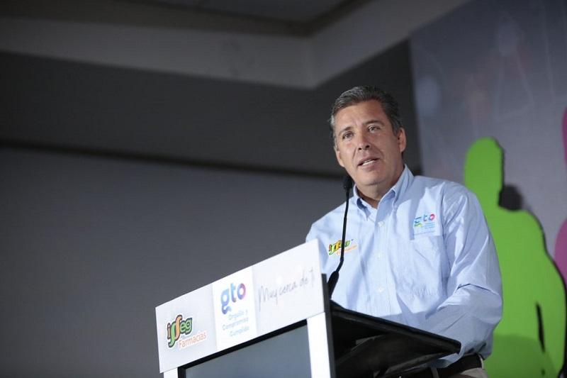 Márquez Márquez resaltó que este trabajo se refleja en el Instituto de Seguridad Social de Guanajuato, que se ha consolidado como uno de los mejores a nivel nacional, lo cual genera estabilidad financiera