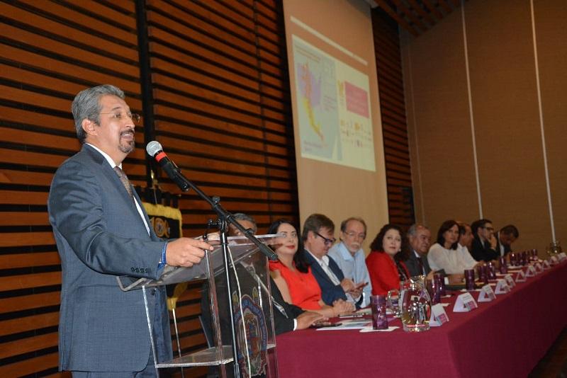 Lo anterior lo expresó el rector de la Universidad, Medardo Serna, en el marco del inicio del nuevo ciclo escolar 2018-2019