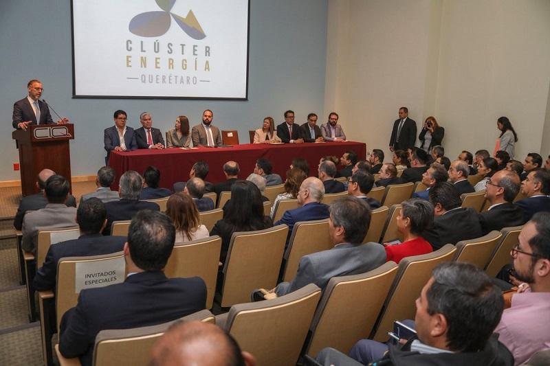 El clúster inicia con la participación de una veintena de empresas, ocho centros de investigación y tres universidades