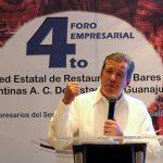 """""""Lo cual representa 195 mil empleos aproximadamente, y es un dato reciente, de manera que si seguimos con en esta tendencia llegaremos al quinto lugar en importancia de turismo a nivel nacional"""", agregó Miguel Márquez"""