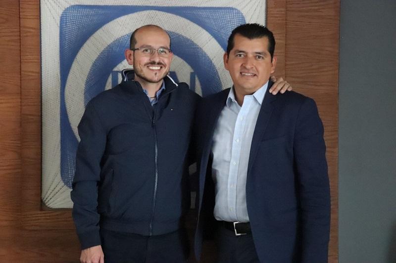 Alejandro Espinoza tuvo a su cargo funciones en la Cámara de Diputados como coordinador de logística de la bancada panista en la Legislatura