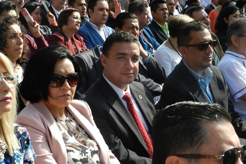Platicamos con el presidente electo y estamos en la misma sintonía, queremos que Morelia alcance un óptimo desarrollo económico: Morón Orozco