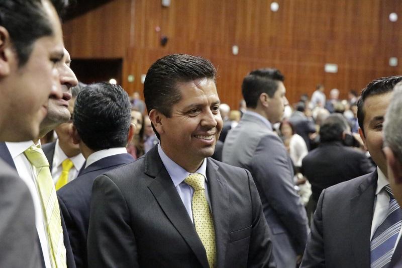 García Conejo hace un llamado a todas las fuerzas políticas para comprometerse con el desarrollo de los municipios