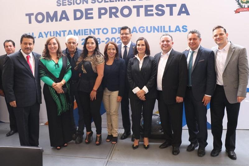 Corona Martínez indicó que el único camino para dar resultados positivos en materia de seguridad pública es a través de la plena coordinación