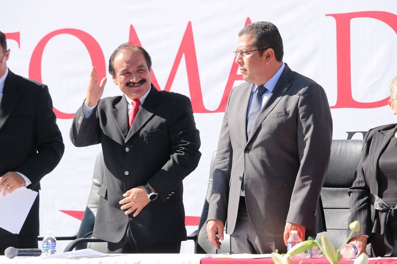 """Barragán Vélez destacó que el gobernador """"cree en los municipios, él fue presidente municipal, conoce muy bien las necesidades de sus gobiernos"""""""