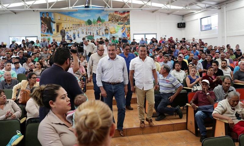 Morón Orozco recordó que no hay lugar para los actos de deshonestidad de los funcionarios municipales, sino enfocarse en servir a la población