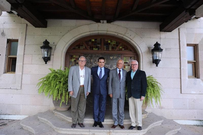 Aureoles Conejo manifestó que la apertura al diálogo es y seguirá siendo un eje de su gobierno para cumplir con el propósito de transformar a Michoacán en tres ejes prioritarios: educación, seguridad y finanzas sanas
