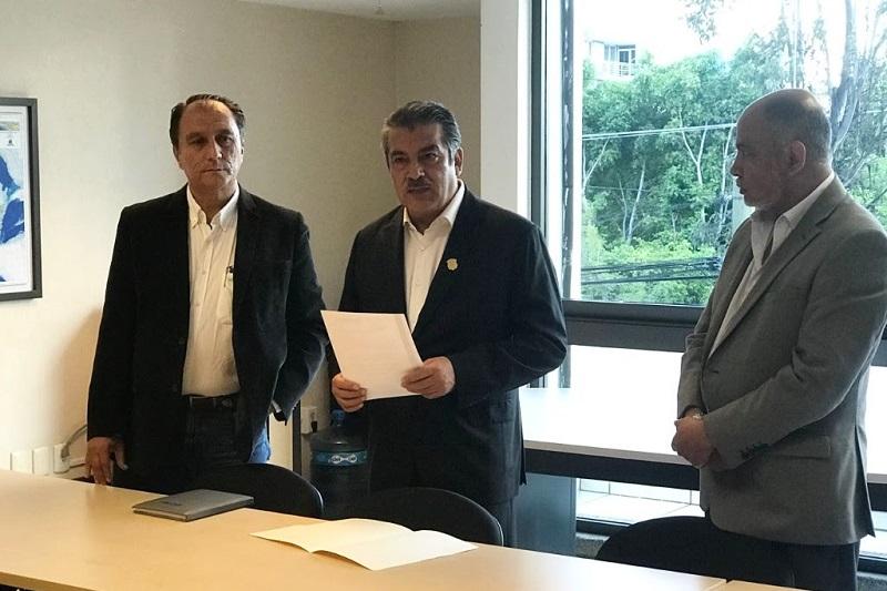 César Flores se dijo seguro de cumplir la encomienda que con plena confianza depositó el presidente Raúl Morón en su persona