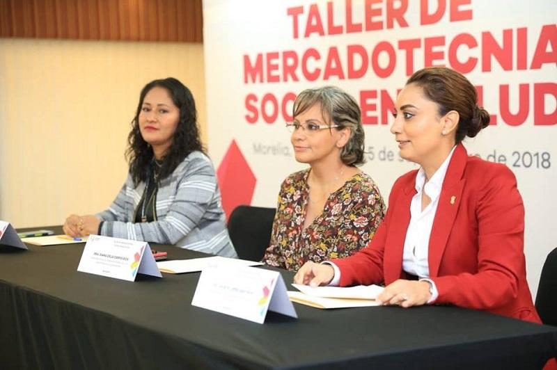 Julieta López Bautista, titular de la CGCS, opinó que la atención a la salud se ha convertido en uno de los principales retos de los gobiernos, no sólo en materia clínica, sino también informativa