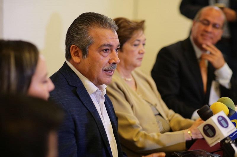 Se buscará que festivales culturales abran sus puertas en tenencias de Morelia: Morón Orozco