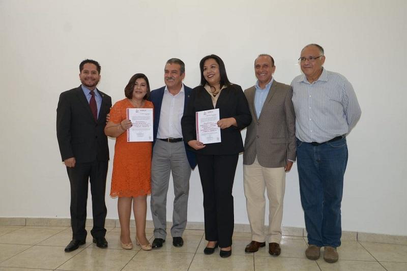 En su discurso, Rosalva Vidal hizo un llamado a formar un equipo de trabajo que en conjunto se avoque a realizar los trabajos y acciones en atención de los grupos más vulnerables
