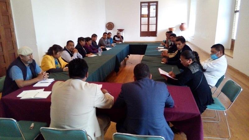 La mesa de trabajo continuará de manera permanente, en tanto el Gobierno del Estado mantiene una interlocución permanente con las y los representantes del municipio