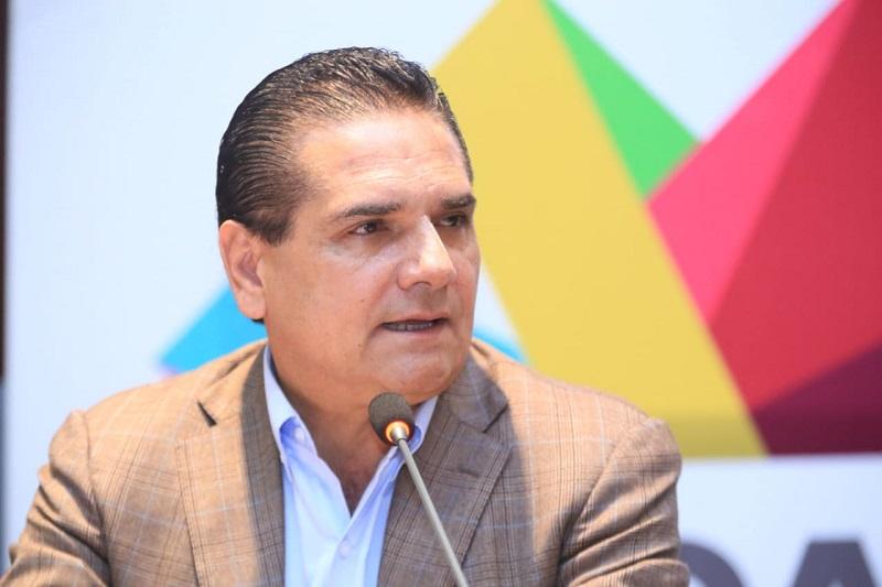 """El encuentro denominado """"Diálogo con Michoacán"""" tendrá lugar este 1 de octubre en Palacio de Gobierno a las 10:00 horas, y será transmitido a través de la señal del Sistema Michoacano de Radio y Televisión"""