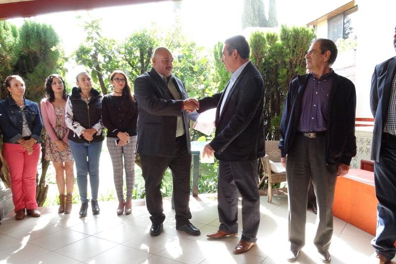 Ramón Baltierra, aseveró que se escuchará a todos los sectores de la sociedad, a los trabajadores y a las organizaciones de la sociedad civil, para mantener con eficiencia los servicios que ofrece el Ayuntamiento a los ciudadanos