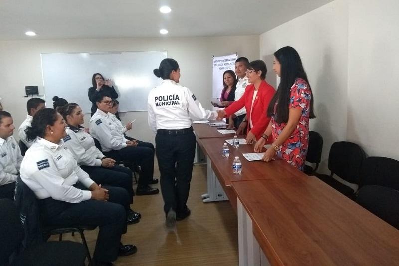 Este proyecto se realiza de la mano con la Institución Renace para poner en marcha acciones de Justicia Cívica, Buen Gobierno y Cultura de la Legalidad, así como Prevención de la Violencia de Género