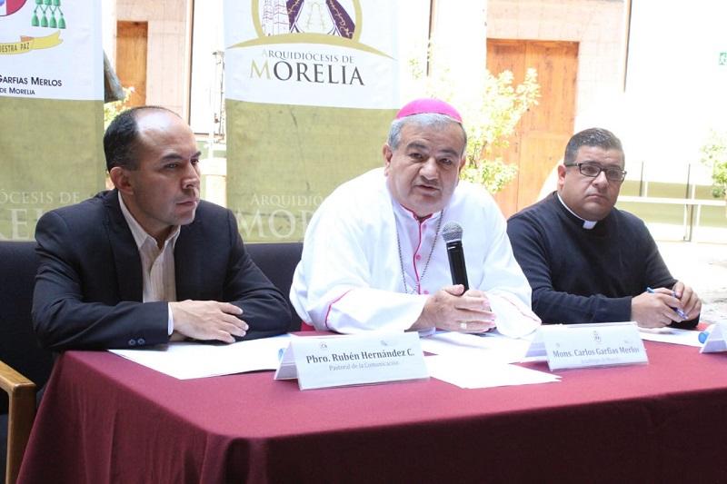 En otro tema, Garfias Merlos informó que del 3 al 7 de septiembre los obispos de México vivieron el curso de actualización convocado por la Conferencia del Episcopado Mexicano