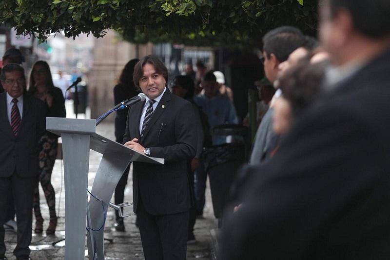 Sergio Adem coordinador regional de la OCPM, se comprometió a fortalecer y salvaguardar el Patrimonio Cultural de Morelia