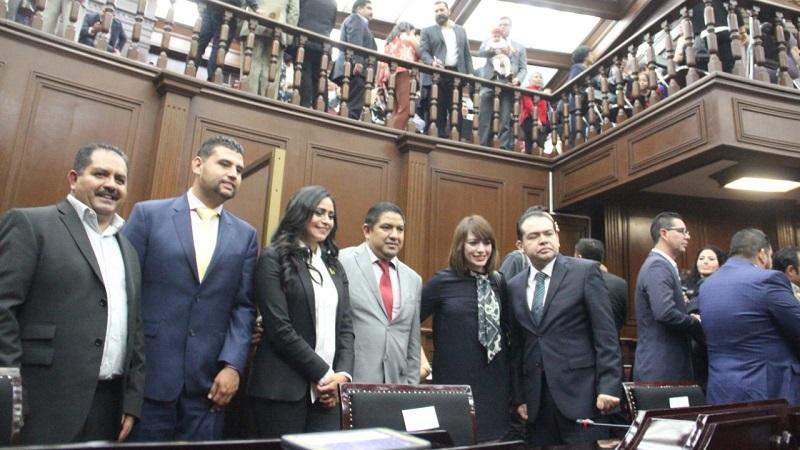 Son hombres y mujeres con experiencia y trayectoria política, sin duda serán dignos representantes de la ciudadanía y del PRD en el estado: Estephany Santiago