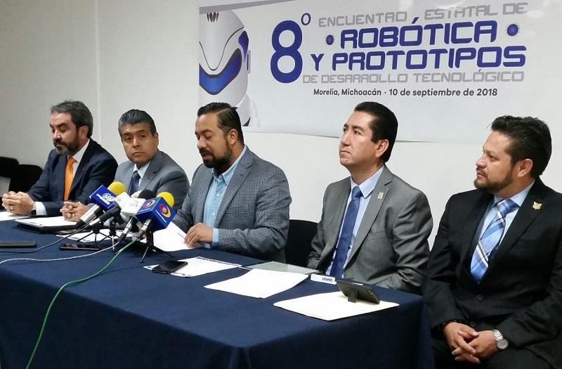 A lo largo de sus ocho ediciones, el Encuentro de Robótica se ha consolidado como un esquema efectivo en el desarrollo de competencias entre los jóvenes michoacanos; la aplicación de conocimientos de distintas áreas de la ciencia, la tecnología y la innovación