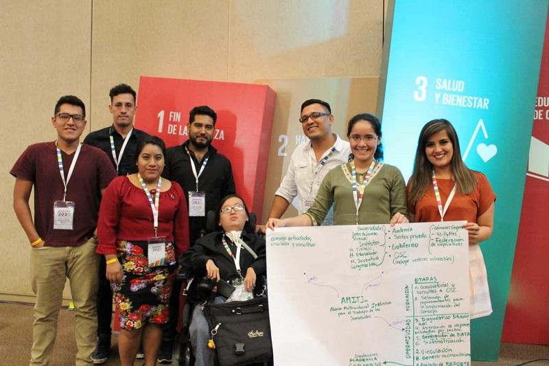 Participarán alrededor de 130 jóvenes de Iberoamérica y América del Norte seleccionados por su investigación en materia juvenil o por sus proyectos destacados en el beneficio de sus comunidades, procedentes de más de 27 países