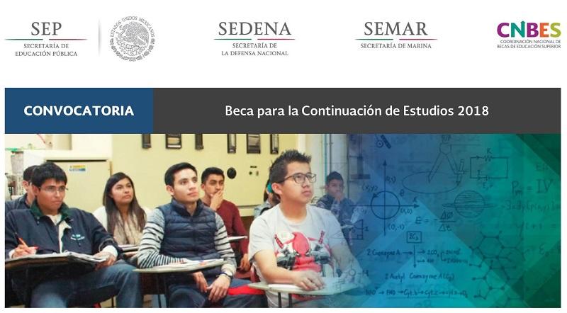 Se encuentra dirigida a estudiantes que sean hijos de militares de las Fuerzas Armadas Mexicanas, en activo, en situación de retiro, fallecidos en combate o incapacitados en primera o segunda categoría en actos de servicio o a consecuencia de los mismos