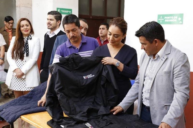 Julieta López pidió a las trabajadoras y los trabajadores de la CGCS mantener la imagen institucional