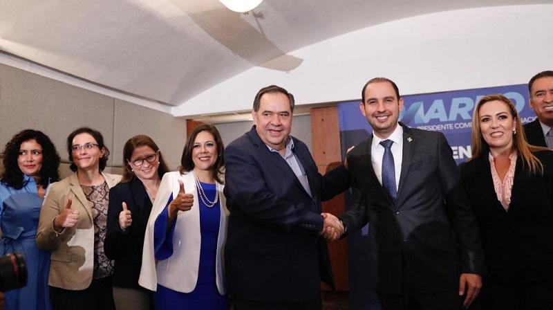 Humberto Aguilar Coronado coordinará la campaña por la Presidencia del partido