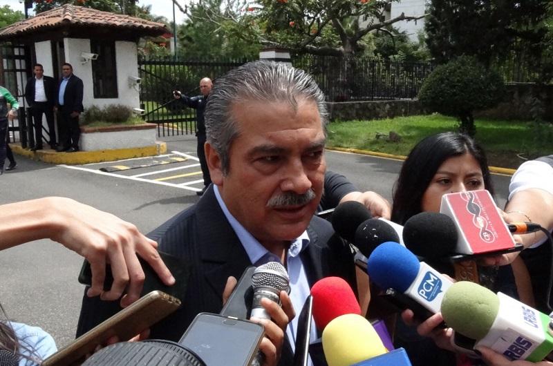 Morón Orozco manifestó que el diálogo y trabajo coordinado con el Gobierno del Estado continuará para garantizar la seguridad de los morelianos y será de manera inmediata