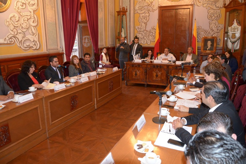 Con esta acción sus integrantes iniciarán una labor exhaustiva con las áreas municipales en beneficio de la atención de las principales demandas de la ciudadanía