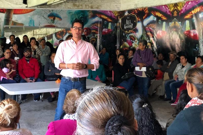 Pérez Negrón clamó por que los ánimos no suban de tono y en primera instancia, esperar a que se presente la nueva estrategia de seguridad propuesta por el presidente electo Andrés Manuel López Obrador