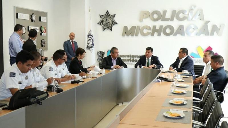 Corona Martínez anunció que gracias a la disposición del Ayuntamiento, en próximos días se activará el Grupo de Coordinación Local de Morelia, en donde se establecerán canales directos de coordinación, operatividad, prevención y de difusión para entregar mejores resultados a la sociedad