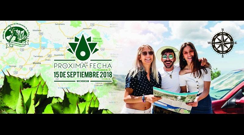 Se llevará a cabo el próximo sábado 15 de septiembre en la localidad de Etúcuaro, en el municipio de Madero