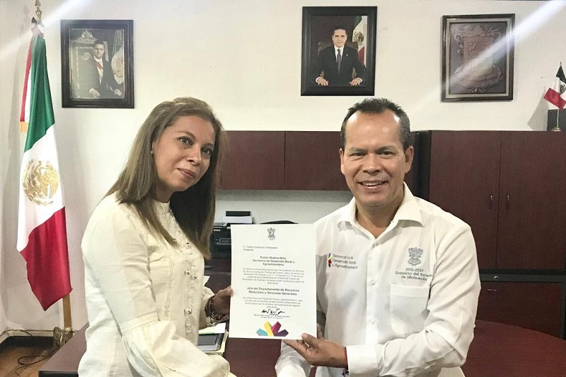 """Cisneros Villaseñor, cursó el diplomado, """"proyectos de inversión con vías para la exportación en la Casa de Hidalgo; asimismo laboró en el Congreso del Estado en lo que se conocía como Glosa y en Sedesol"""