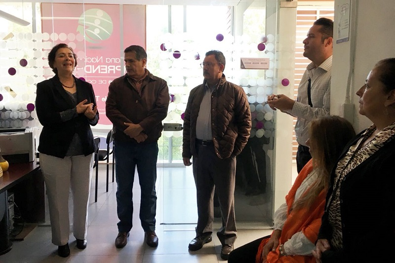 Cendejas Guízar reconoció el trabajo del personal de la Dirección de Desarrollo Rural, y reiteró el compromiso del alcalde de atender el llamado del sector rural, por darle un mayor impulso y prioridad dentro de la actual administración
