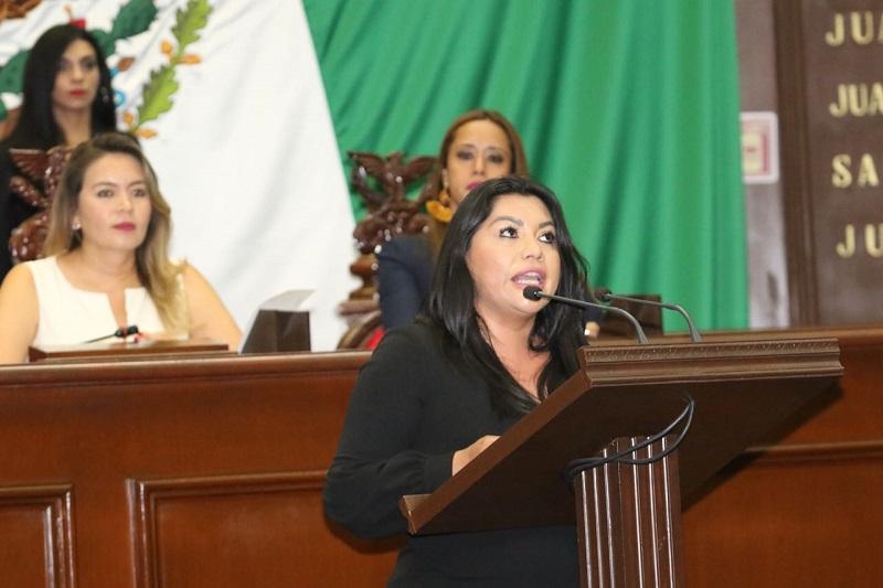 La diputada Brenda Fabiola Fraga Gutiérrez, afirmó que se trabajará de manera intensa para impulsar educación pública y de calidad en la entidad